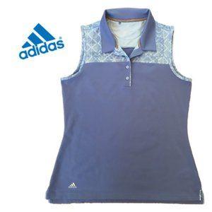 Adidas Women's Ultimate 365 Sleeveless Golf Polo